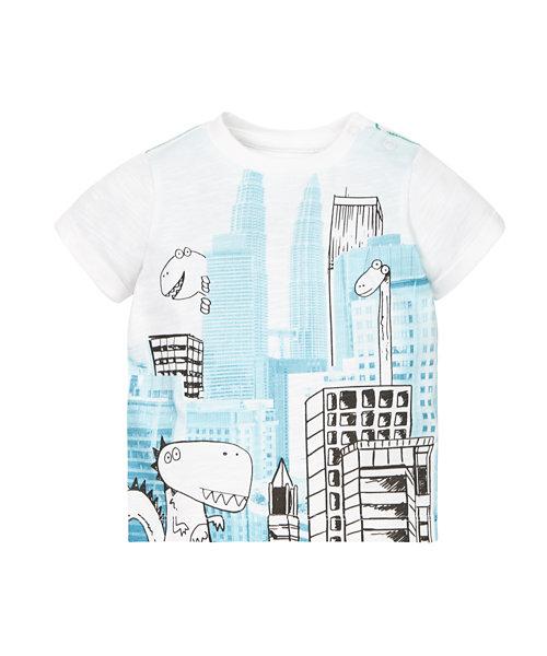 Dino City T-Shirt
