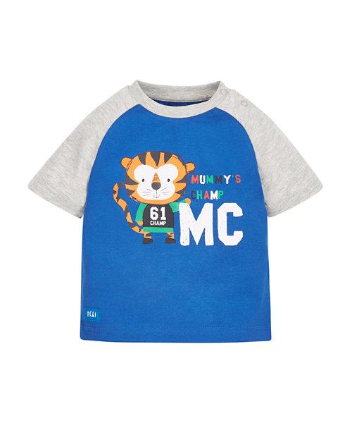 Mummy's Champ T-Shirt