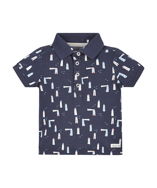 Lighthouse Polo Shirt