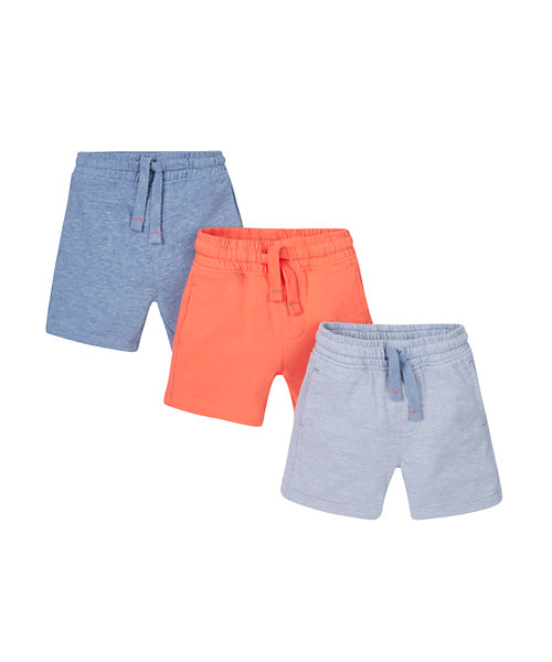 Jersey Shorts - 3 Pack