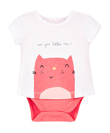 Kitten Bodysuit
