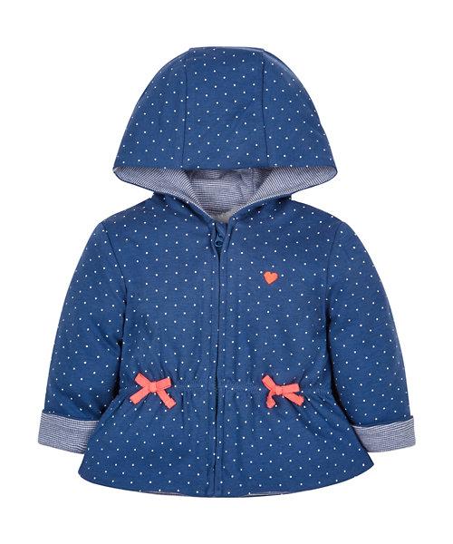 Pin Spot Jacket