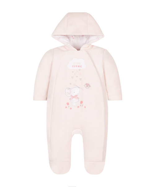 Little Mouse Friends Pramsuit