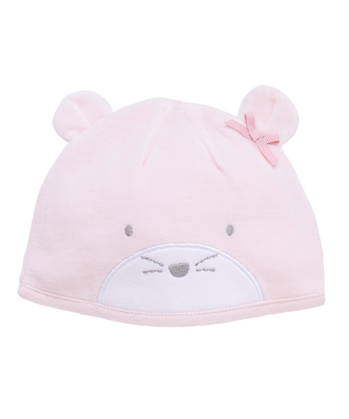 Little Mouse Velour Novelty Hat