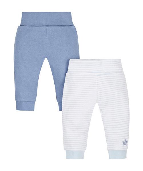 Blue Leggings - 2 Pack