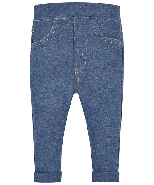 Denim Look Jersey Leggings