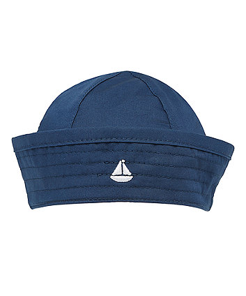 Navy Sailor Hat