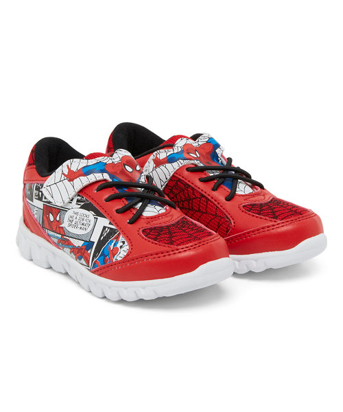 Spiderman Trainers