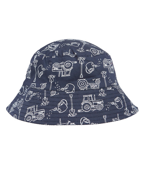 Tractor Fisherman Hat