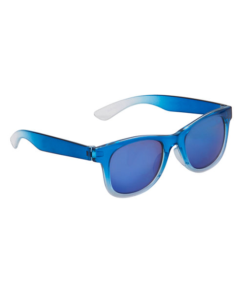 Blue Fade Wayfarer Sunglasses