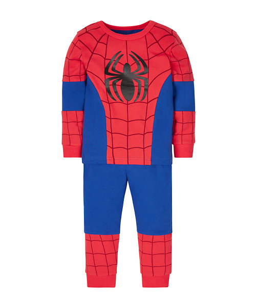 Marvel Dress Up Spiderman Pyjamas