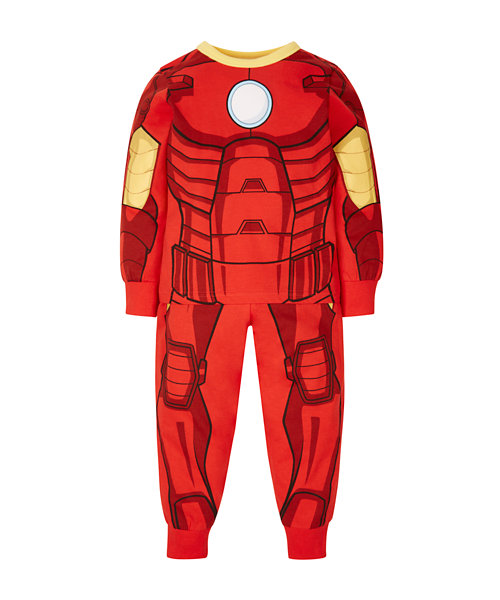 Iron Man Dress Up Pyjamas