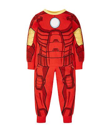 Mothercare Iron Man Dress Up Pyjamas