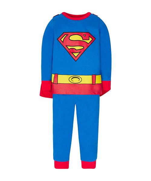 Superman Dress Up Pyjamas