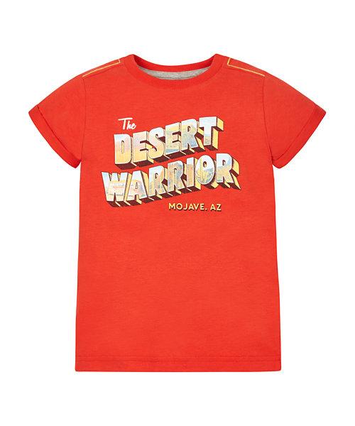 Desert Warrior T-Shirt