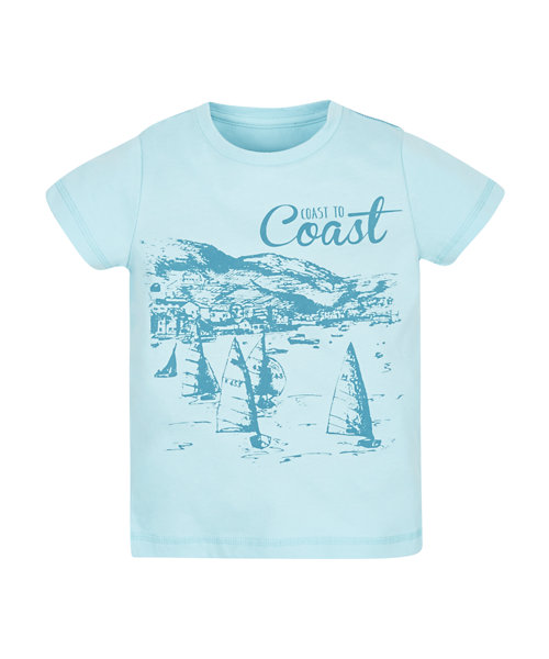 Coat To Coast T-Shirt