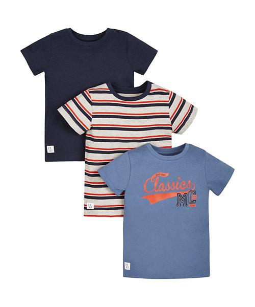 Classics T-Shirts - 3 Pack