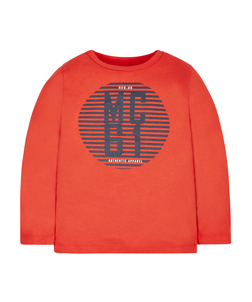 Red MC61 T-Shirt
