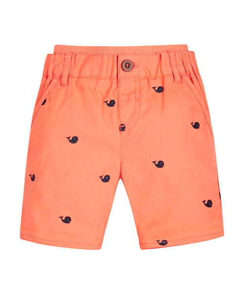 Whale Chino Shorts