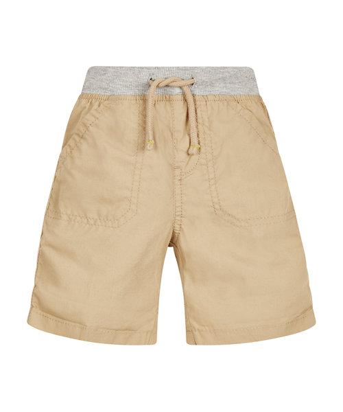 Ribwaist Stone Shorts