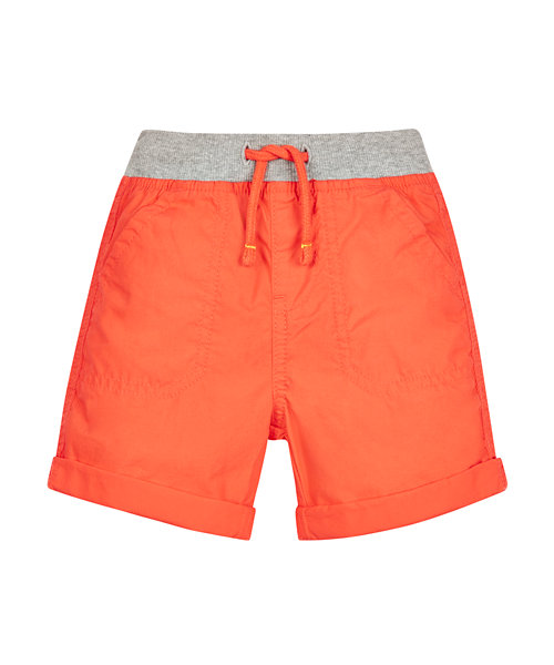 Crunchy Cotton Shorts