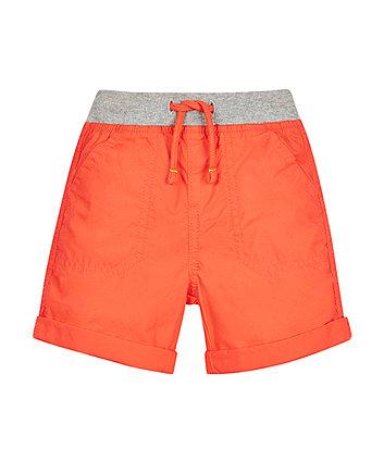 Crunchy Cotton Shorts