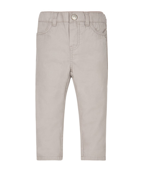 Overdyed Twill Trousers