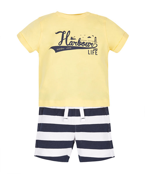 Harbour Life T-Shirt and Shorts Set