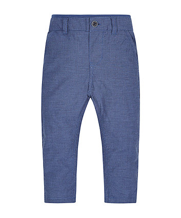 Navy Trousers -(3-6 months)