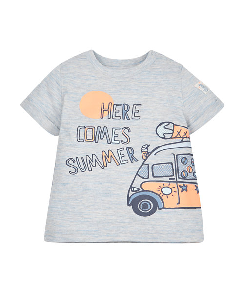 Here Comes Summer Tee