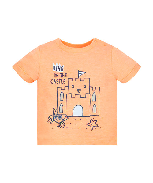 King of the Castle Tee