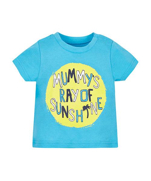 Mummys Ray of Sunshine Tee
