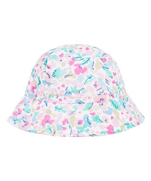 Floral Sun Safe Fisherman Hat