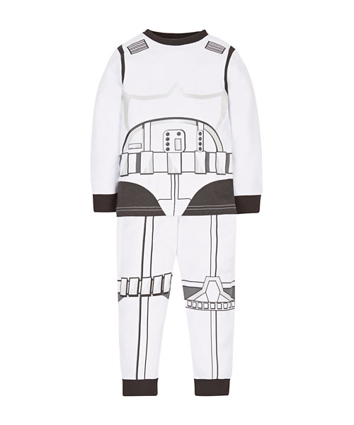 Disney Storm Trooper Dress Up Pyjamas