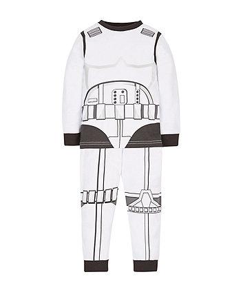 Disney Storm Trooper Dress Up Pyjamas
