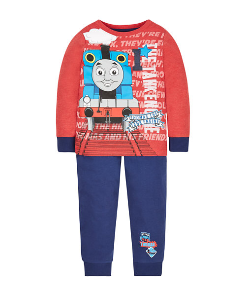 Thomas The Tank Engine Pyjamas