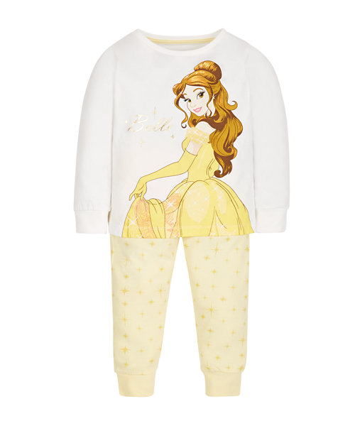 Disney Beauty and the Beast Belle Pyjamas