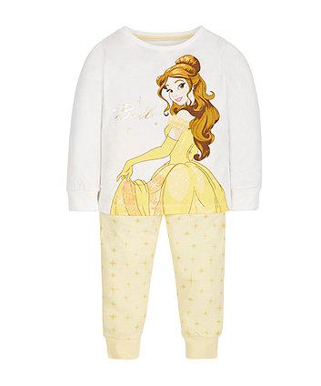 Disney Beauty and the Beast Belle Pyjamas