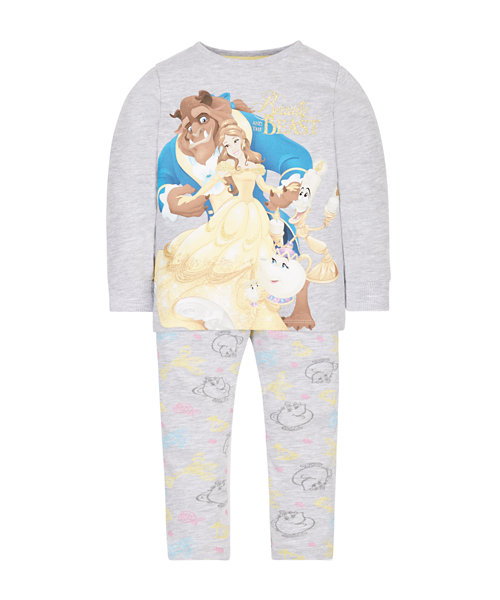 Disney Beauty and the Beast Pyjamas