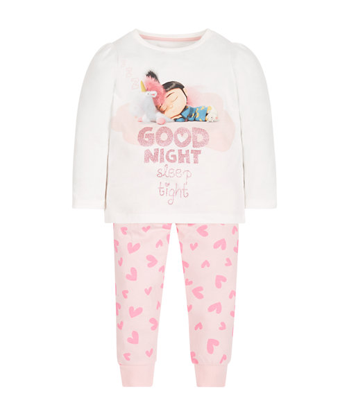 Dispicable Me Goodnight Pyjamas