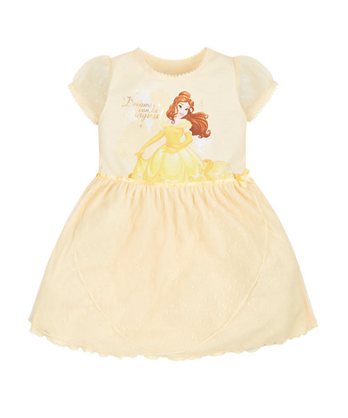 Disney Princess Belle Dress Up Nightie