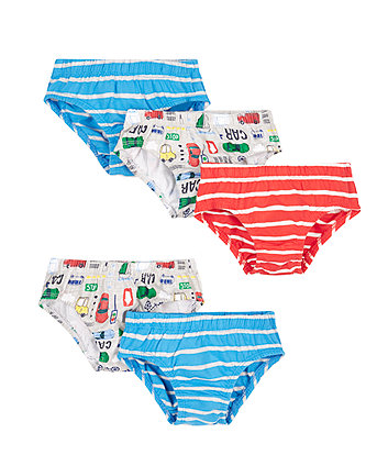 Transport Briefs - 5 Pack