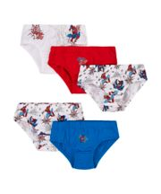 Marvel Spiderman Briefs - 5 Pack