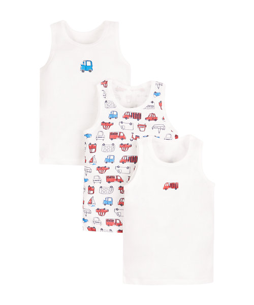 Vehicle Vests - 3 Pack