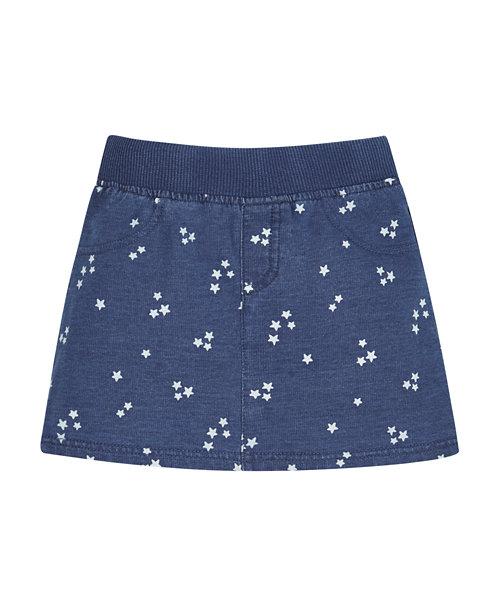 Ribwaist Star Skirt