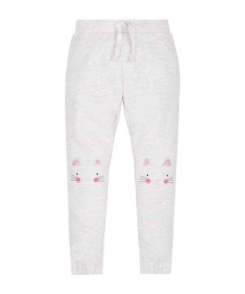 Ribwaist Cat Joggers
