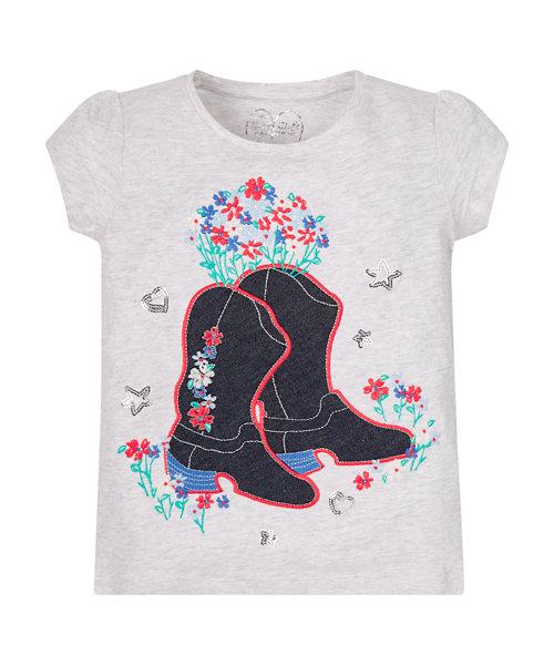Cowboy Boots T-Shirt