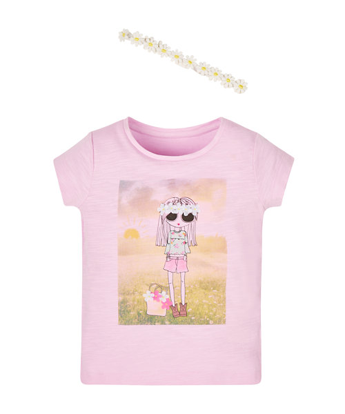 Camper Girl T-Shirt