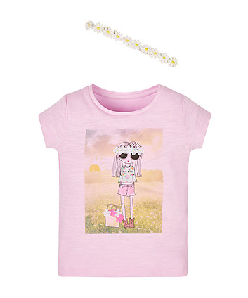 Camper Girl T-Shirt