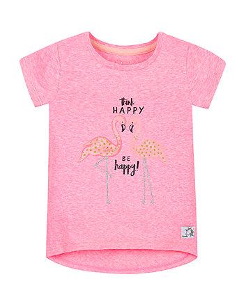 Think Happy, Be Happy Tee